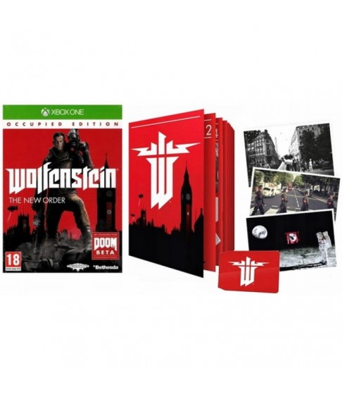 Wolfenstein: The New Order Occupied Edition Xbox One